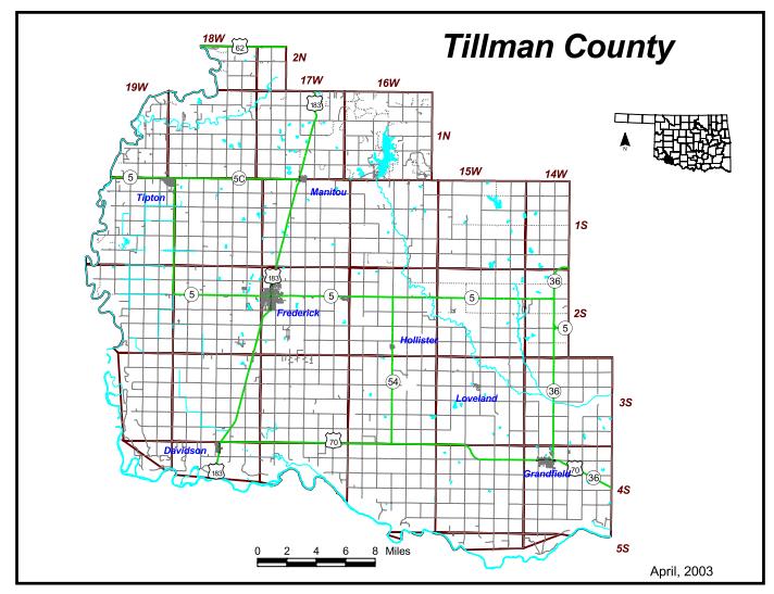 Tillman County